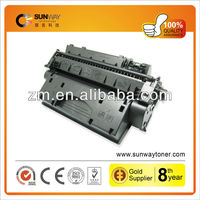 CE505X compatible toner cartridge for HP 2050 2055