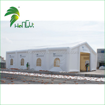 Dome Camping Tent , Canopy Inflatable House Tent Outdoor , Inflatable tent for Wedding Party