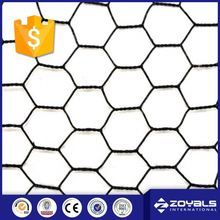 China Factory Pvc Coated Chicken Hexagonal Wire Mesh