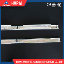 Telescopic Channel 3 Fold Table Extension Hardware
