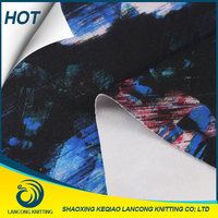 Made in China Textile supplier Spandex Clothing evening dresses print fabric