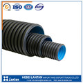quality hdpe corrugated pipe for fluid transport