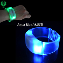 Popular RGB Programmable Remote Controlled Led Bracelet