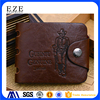 Genuine Leather Small Card Holder Mens Slim Wallet