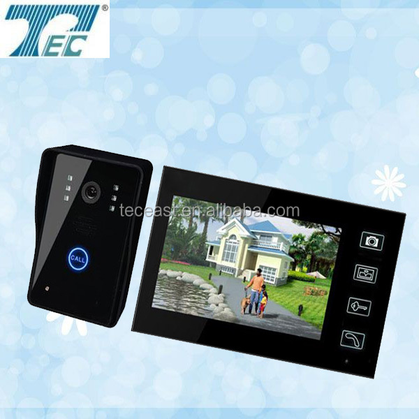 2.4GHz Digital Frequency Top 10 CCTV CamerasTEC706VJW11