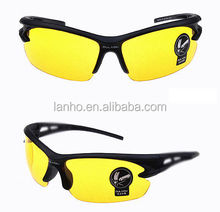 Men's HD Sports Sunglasses Outdoor Driving Fishing Night Vision Glasses Eyewear