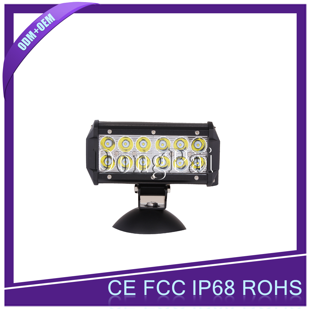 Led light bars for trucks buggy 54w 12v for off road vehicles