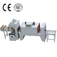 CE & ISO Certificate PE Film Shrink Machine Accordion Tape Thermo Shrink Machine