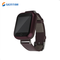 Android / IOS APP Smart Watch Google Play Store 2G SIM Card WiFi GPS Watch