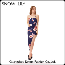 Factory hot sales long dress with good price