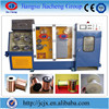 Fine Wire Drawing Machine with Online Annealer + Auto Double Spooler