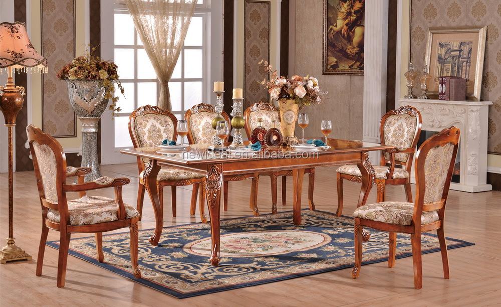 & 8 seater extendable dining table set modern (NG2882 \u0026 NG2635A ...