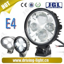 Round led work light 9-32v mini led work light off road 36w 6'' cree led driving light for cars,auto parts,jeep
