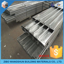 Galvanized c channel steel dimensions with cheap price