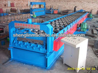Floor deck roll forming machine,plate rolling machine design,metal roofing panel machine