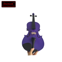 Buy musical instrument student 4/4 violin ebony pegs