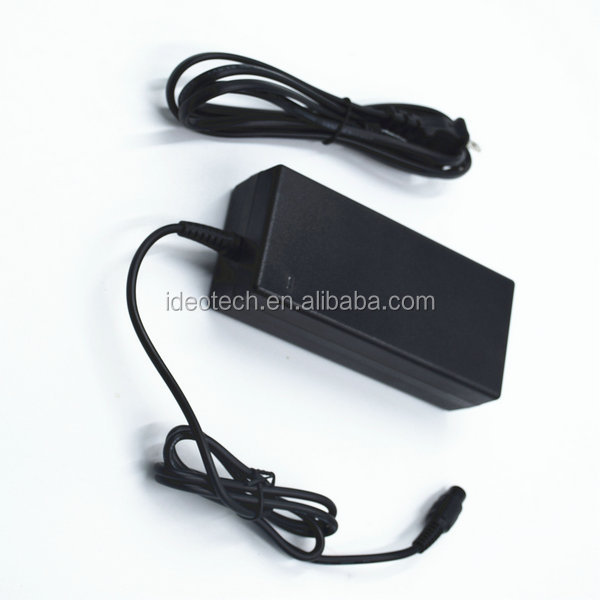 2000ma 42v Output AC adapter for self balance scooter