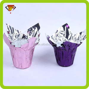 flower pot cover for Christmas,decorative pot sleeve