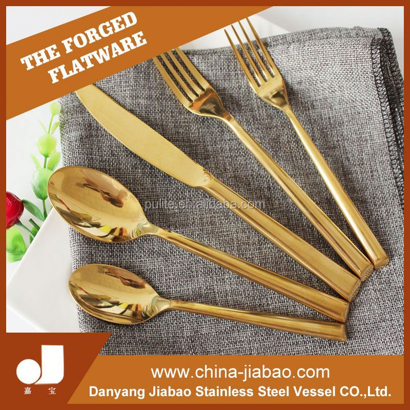 Titanium Spork 3-in 1 titanium spoon metal flatware cutlery sets