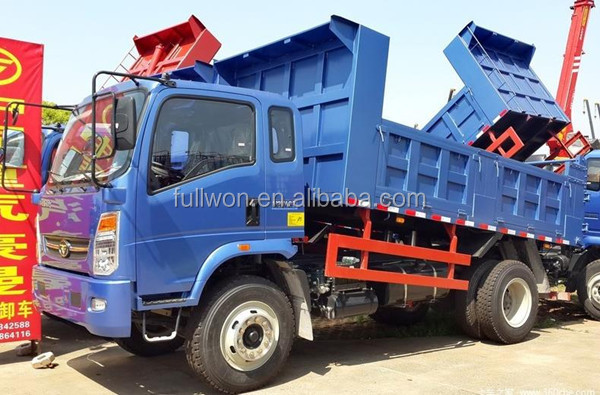 PROMOTION 2 ton mini dump truck with imported engine