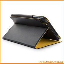 wholesale creative rotating leather tablet case,for ipad mini 2 rotating case