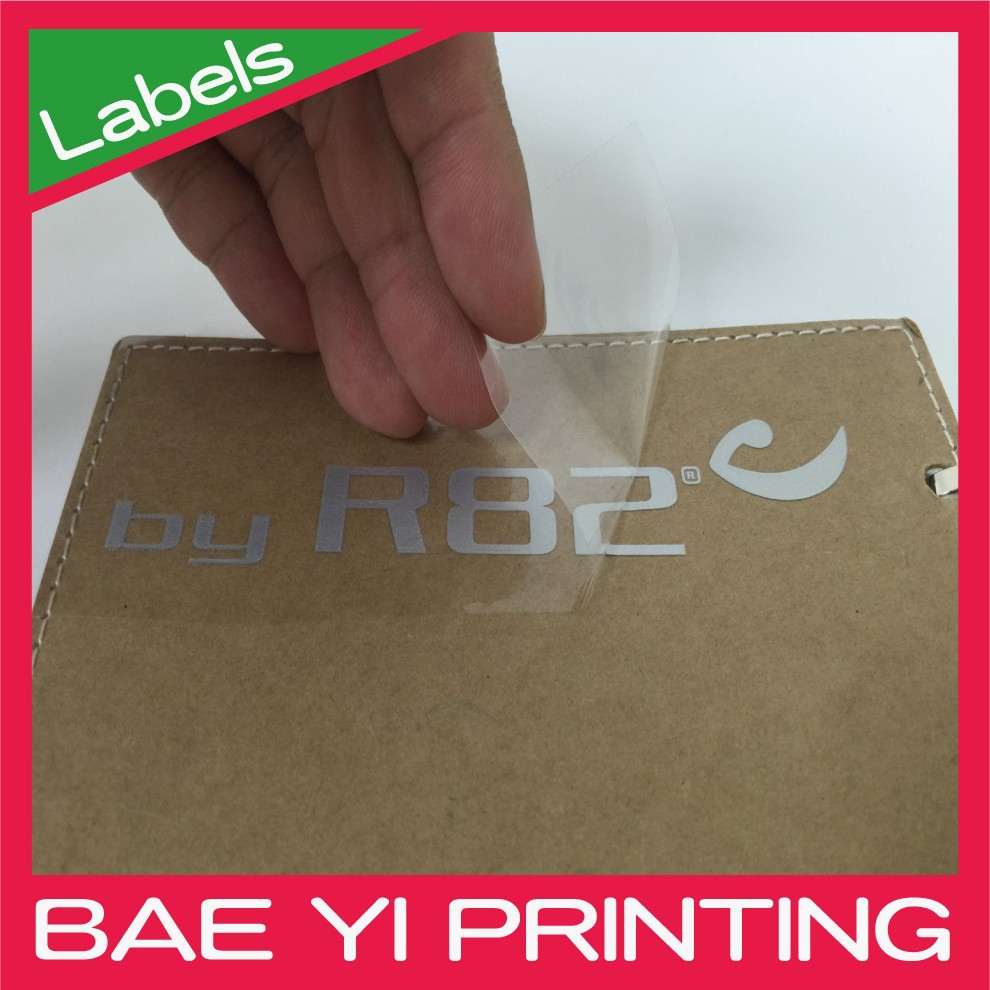 Customized heat transfer paper sticker for clothing