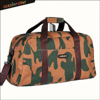 "assorted color 20"" military camo design travel bag duffel bag sports bag 2016"