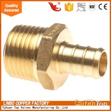 LB-GutenTop copper water pipe compression fitting for plastic tubing
