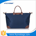 Lightweight Nylon fancey colour Overnight traveling bag
