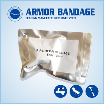 13 years OEM manufacturer fix leaky pipe tape fix it stop repair system hot pipe repairing bandage armor wrap