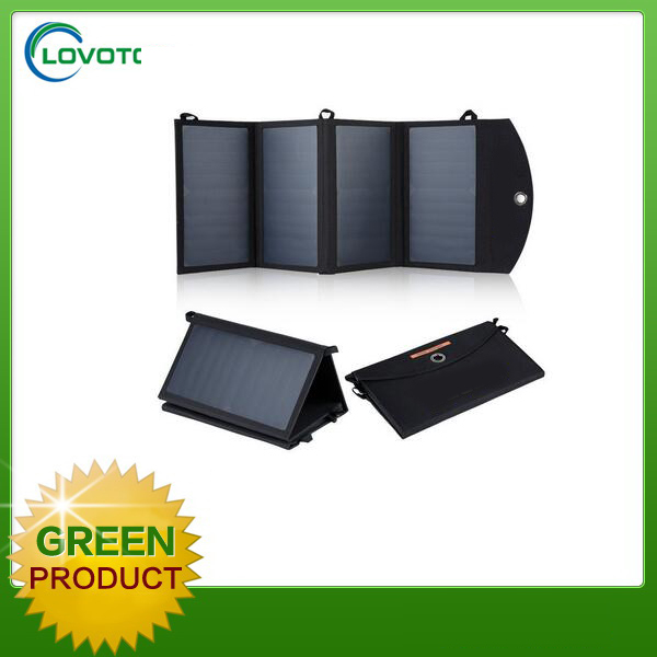 Ultralight Thin Film 10W Flexible Solar Mobile USB Charger Portable solar Panel