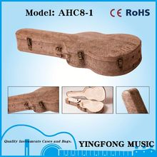 electric guitar case Hard Wooden Guitar Case electrical Guitar Gig Backpack Bag AHC8-1