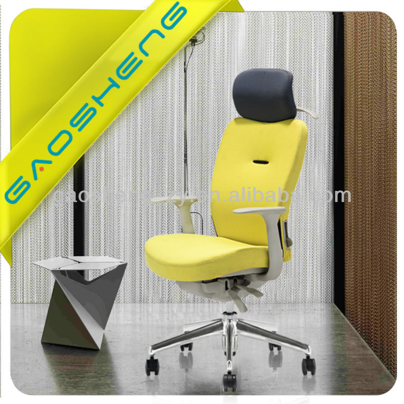 Japan OEM Design Elegant office chairs sliding seat GS-166A