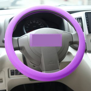 New brand heated universal pattern car steering wheel cover
