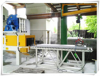 china foundry stone shot blasting machine marble granite tile stone sand blasting machine