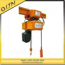 Made in China professional manufacturer Type ECH-JB Electric Chain Hoist0.5-5T/hoist motor