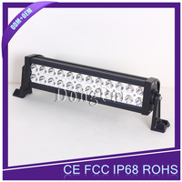 "Manufacturer 13.5"" 72w led work light bar 12v for 4x4 Off Road Truck Pickup wrangler atv suv van toyota honda vw"