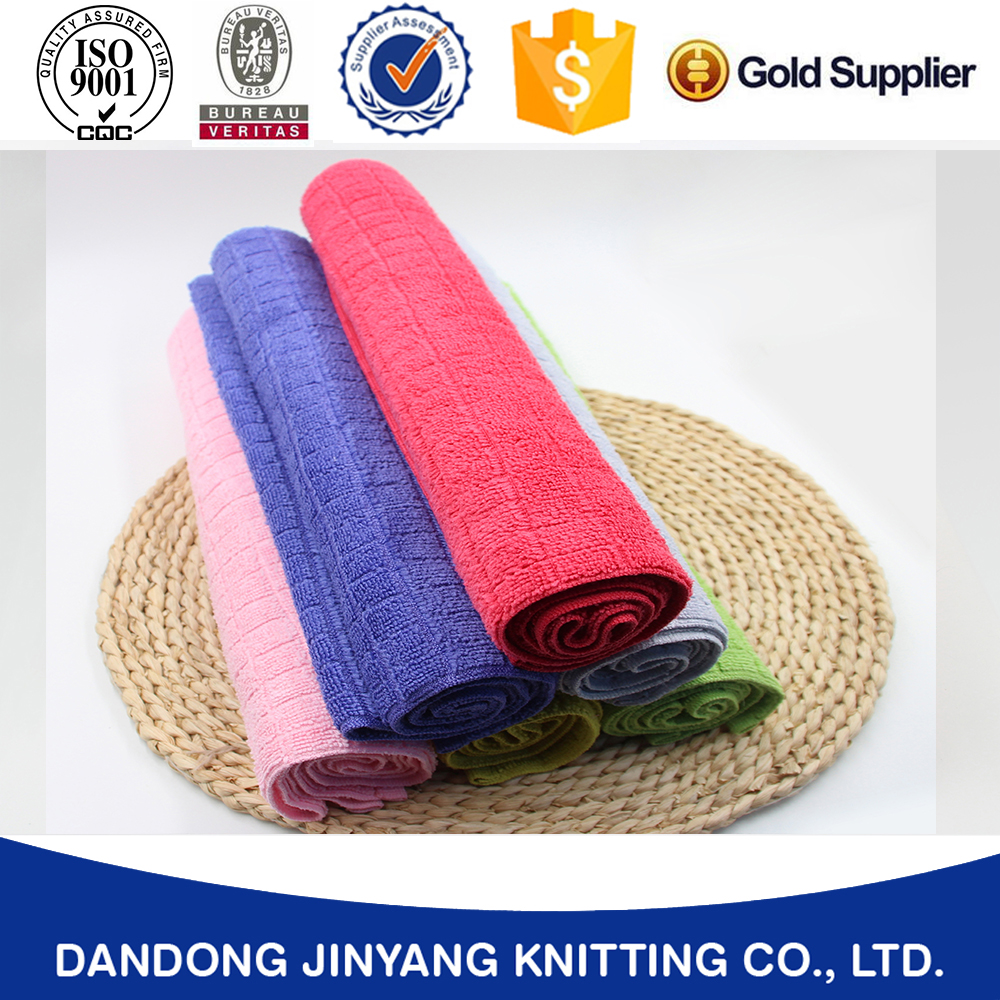 double-decker Microfiber Car Cleaning Towel cleaning terry cloth drying