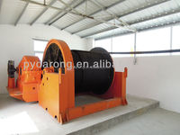 mine hoist , electric mine winch