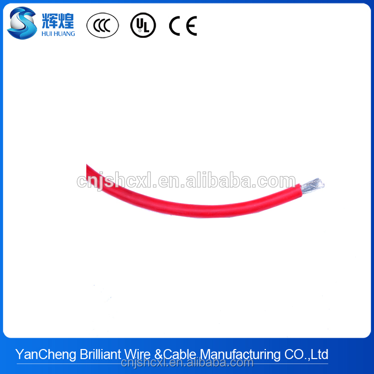 ul mark silicone rubber insulated wire 3122