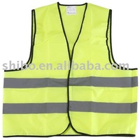 cixi shibo car parts co. ltd provide reflecitive safety vest good quality,low price,