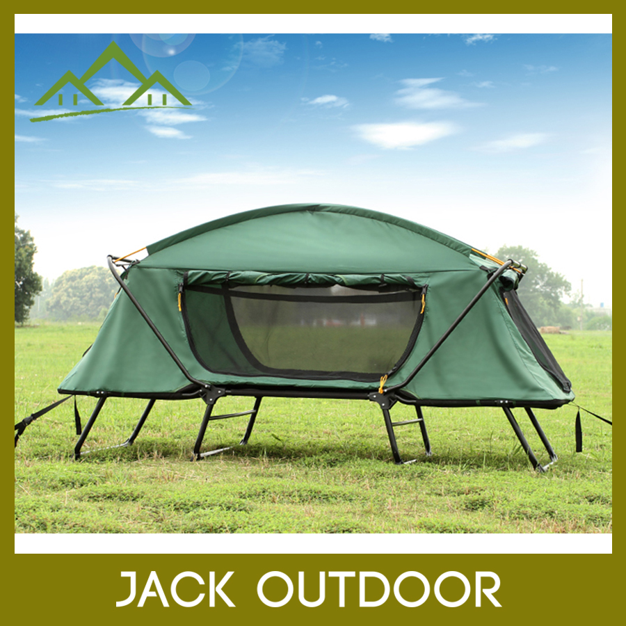 Folding Sleeping Bed Camping Outdoor Cot Tent