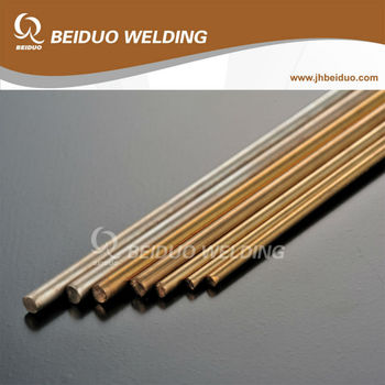 copper zinc brazing rod welding wire Cu301