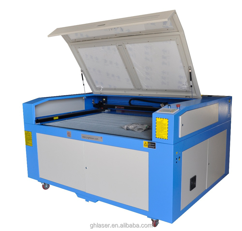 co2 cnc laser cut machine for fabric