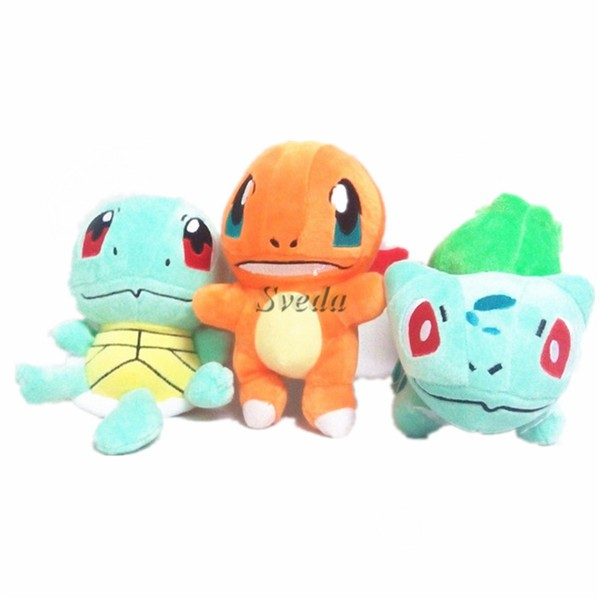 SV-PM011 Pokemon Plush toy, 6 inch Pokemon go Stuffed&Plush Toy Animal