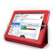 Fashionable hot sell for iPad 3 360 leather cover