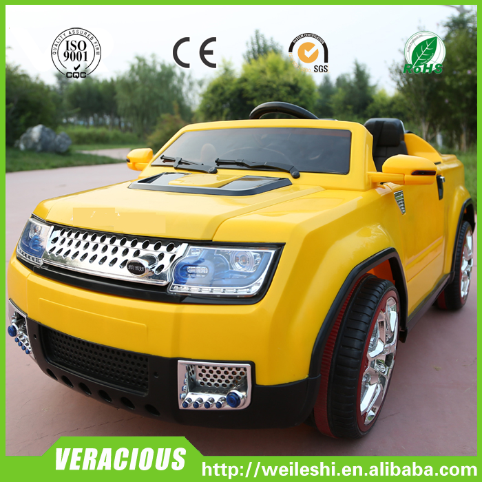 large size ride on cars for wholesale/ Kids ride on electric toy cars with CE certificate/China ride on car factory