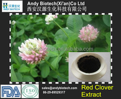 High Standard Red Clover Isoflavone 20%