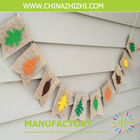 2017 new product high quality home decoration, cheap alibaba express felt garland