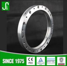 Forged carbon steel pipe fittings aluminum flanges